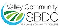 Valley community SBDC logo